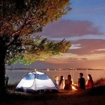 Camping - cover