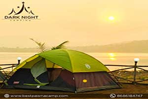 darknight camping pune
