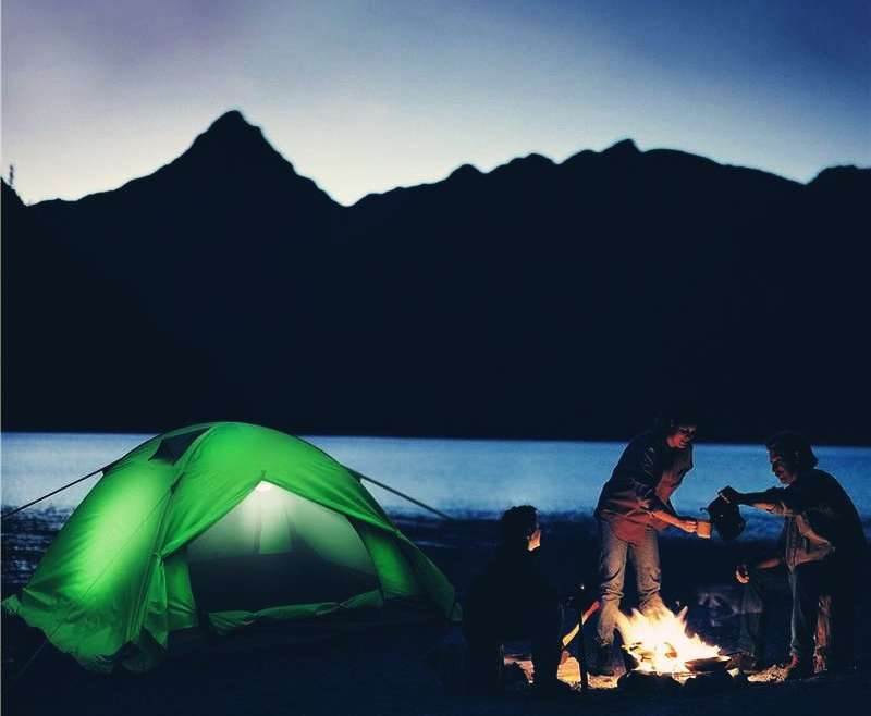 10 Reasons Why You Should Go Camping