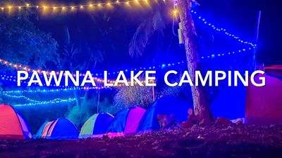 Pawna Lake Camping Events In Pune